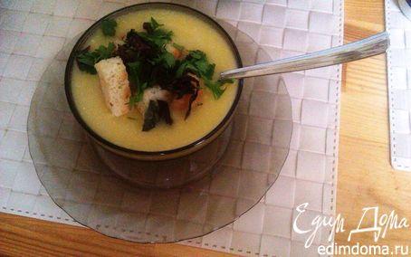 Рецепт Легкий овощной суп-пюре