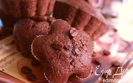 Рецепт Черемуховые кексы