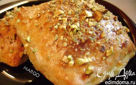 Рецепт Творожно-сырные пирожки со шпинатом