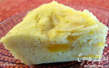 Рецепт Яблочная шарлотка (из СВЧ печи)