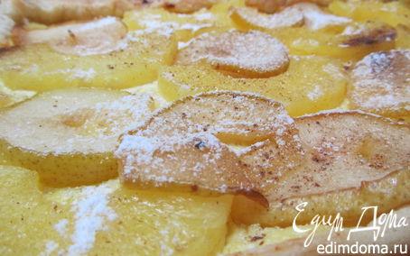 Рецепт Нежный творожный пирог