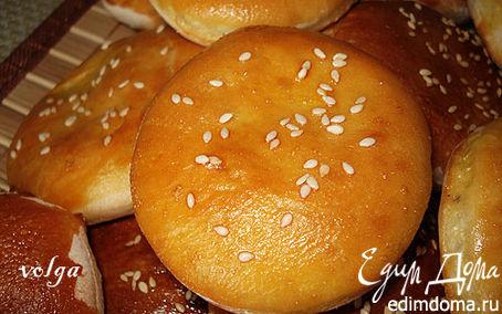 Рецепт Батбуты - миниатюрные марокканские лепешки