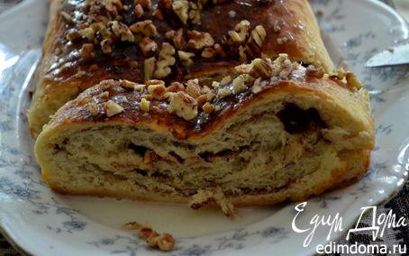 Рецепт Домашний хлеб с корицей