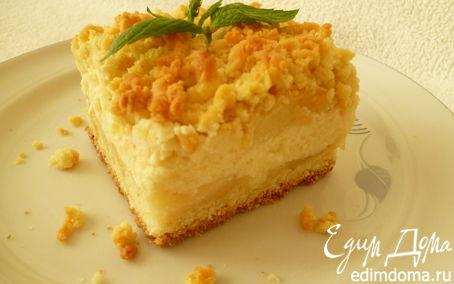 Рецепт Очень вкусный яблочный пирог