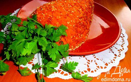 """Рецепт Салат """"Морковка"""""""