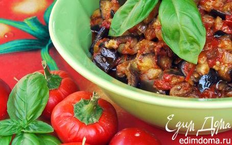 Рецепт Сицилийская капоната