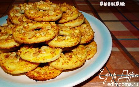 Рецепт Кольца с арахисом (по ГОСТу)