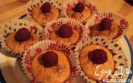Рецепт Утренние яблочные кексы