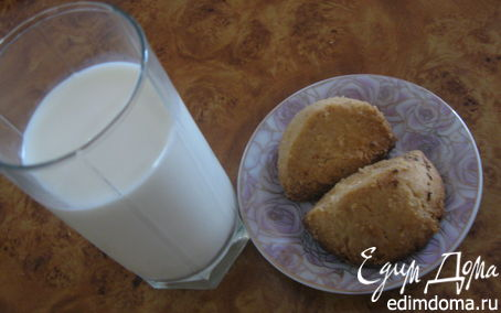 Рецепт Сахарное печенье