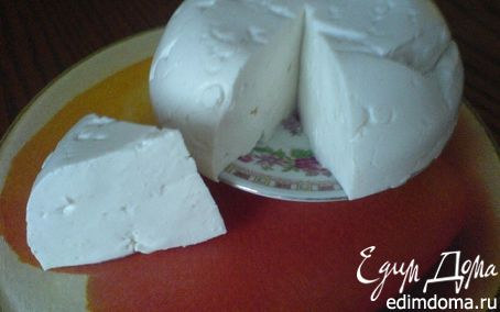 Рецепт Сыр домашний
