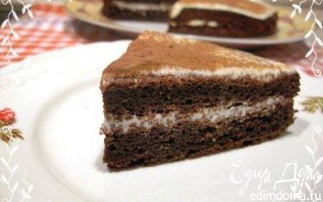 Рецепт Черемуховый торт. Готовим с HomeQueen