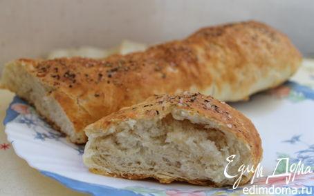 Рецепт Хлеб с сыром и Итальянскими травами