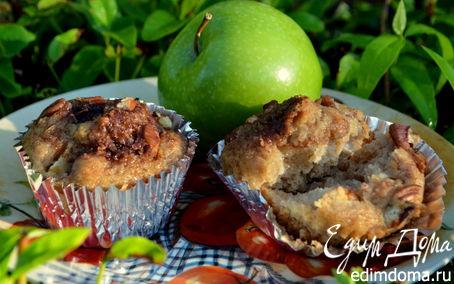 Рецепт Яблочные маффины