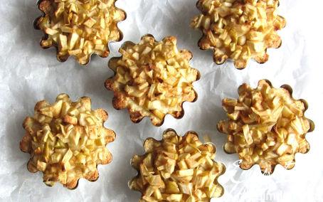 Рецепт Деревенские ГАЛЕТЫ с яблоками. Готовим с HomeQueen Corporation