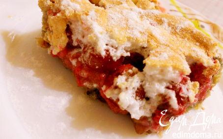 Рецепт ореховый тарт