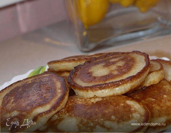 Оладушки к завтраку