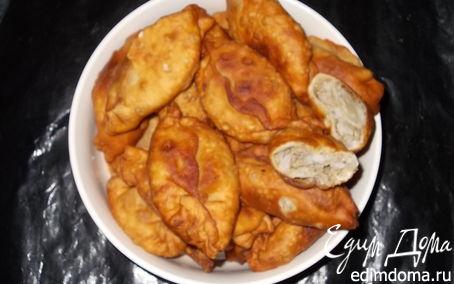 Рецепт – Моментальное дрожжевое заварное тесто для пирожков (без яиц)