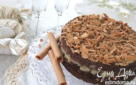 Рецепт Грушево-шоколадный крустильян