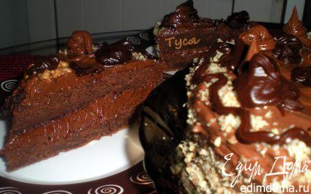 Рецепт – Шоколадный торт