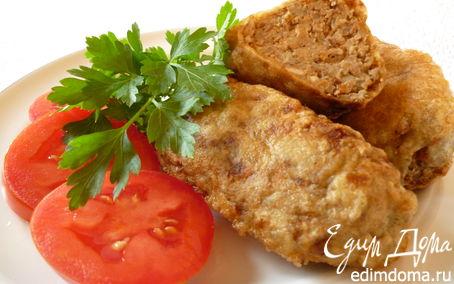 Рецепт Гречаники с куриной печенью