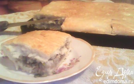 Рецепт Пирог домашний