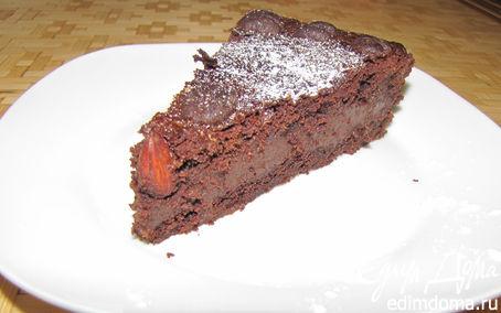 Рецепт Баскское шоколадное гато