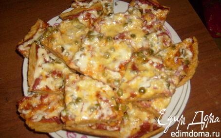 Рецепт Семейная пицца