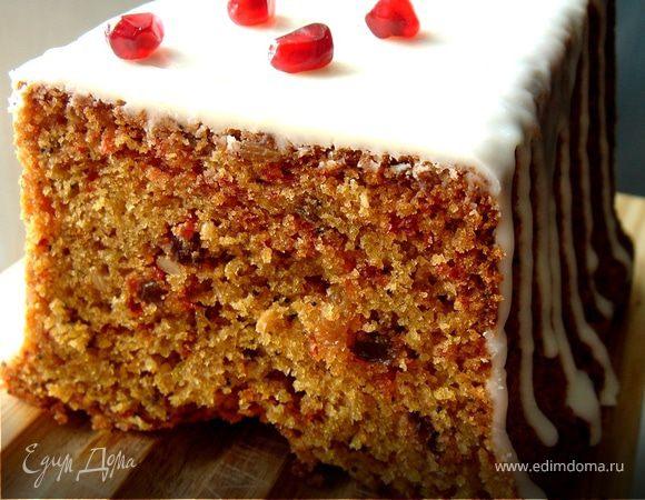 Свекольный кекс от Найджела Слейтера
