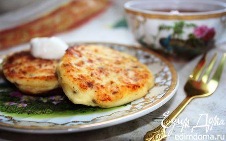 Рецепт Сырники с тмином