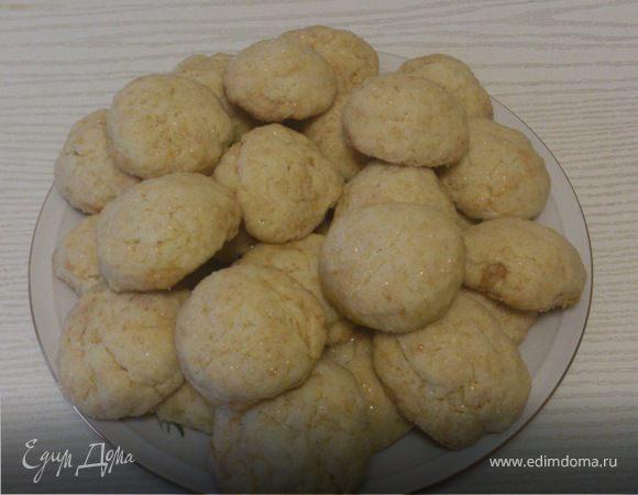 Печенье из творожного сырка