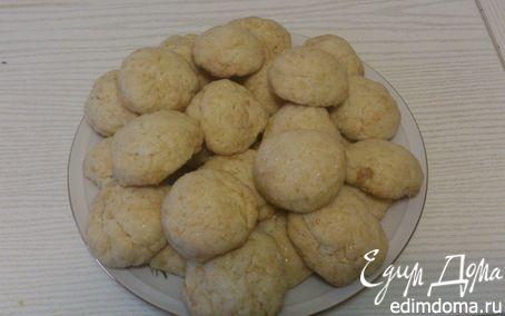 Рецепт Печенье из творожного сырка