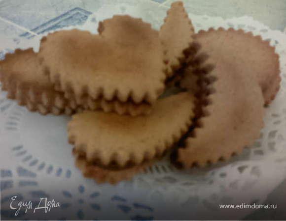 Печенье медовое с корицей