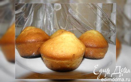 Рецепт Очень апельсиновые кексы