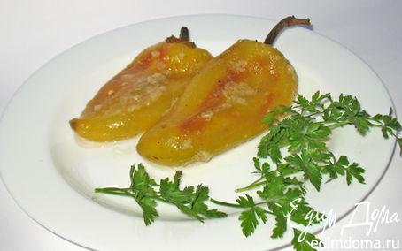 Рецепт назад в СССР: Печеный перчик с чесноком