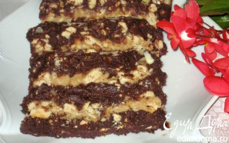 Рецепт НАЗАД В СССР: Шоколадная колбаска (новая подача известного рецепта)