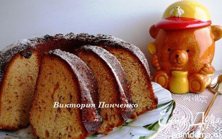 Рецепт Пряный медовый кекс