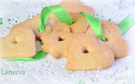 Рецепт Печенье на смальце и сметане