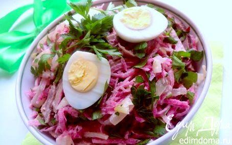 Рецепт Салат «Ташкент»