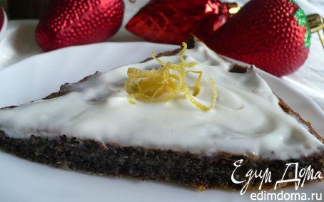 Рецепт Маковый пирог