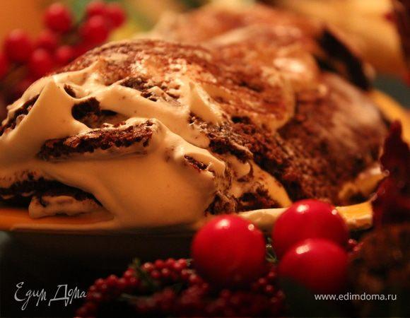 Испанский десерт (Brazo de Gitano)