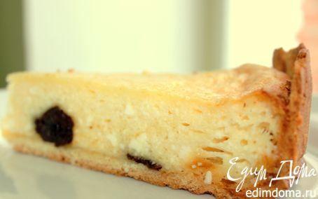 Рецепт Творожный пирог от израильского лакомки