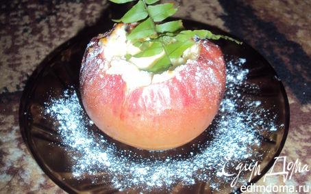 Рецепт Запеченные Яблочки