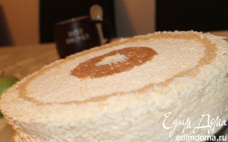 Рецепт Яблочно-медовый торт