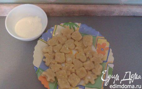 Рецепт Ленивые вареники для детей и не только