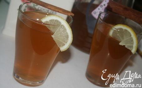 Рецепт Зимний яблочный сидр