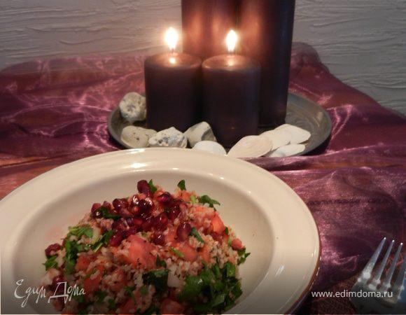 Ливанский салат