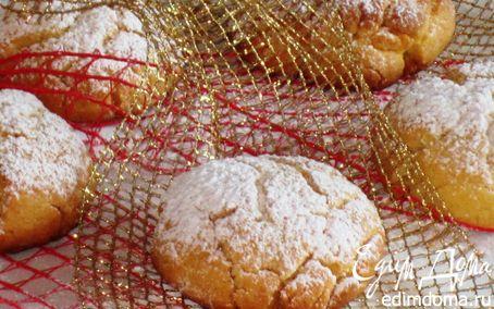 Рецепт Печенье с белым шоколадом