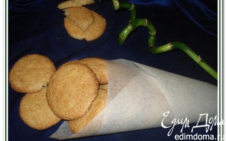 Рецепт Грэнтемское печенье