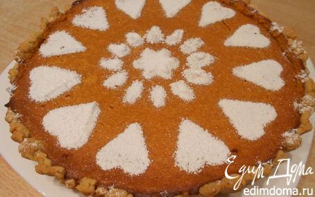 Рецепт Пирог из тыквы