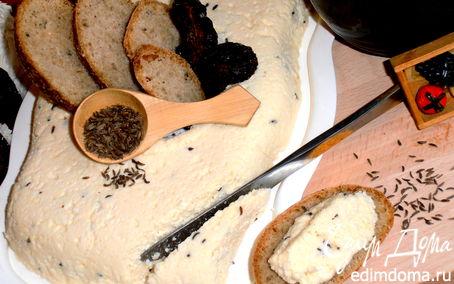 Рецепт Творожный сыр с тмином - латышская классика